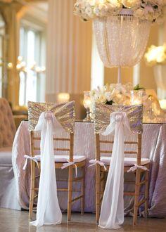 Gatsby wedding in Houston, TX Decor by Darryl & Co.