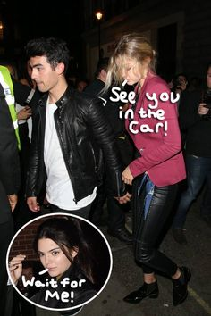 Kendall Jenner & Lewis Hamilton Join Gigi Hadid & Joe Jonas For Date Night! What's Going On Between These Two?!