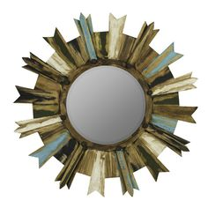 Found it at AllModern - Shiva Wall Mirror