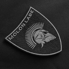 Modern Arms Spartan Morale Patch.