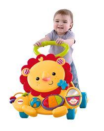 Leo Il Leone Primi Passi è perfetto per stimolare il bambino a mantenere una ...