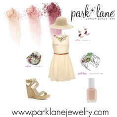 Fantasy Land, created by parklanejewelry.polyvore.com  Park Lane Jewelry featured: Fantasy Land necklace, bracelet, earrings & ring