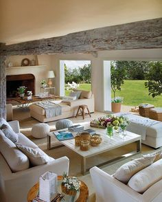 Creating perfect outdoor living areas can be difficult. We're here to help you create your perfect outdoor living space for entertaining & relaxing. Outdoor Living Areas, Outdoor Rooms, Outdoor Furniture Sets, Living Spaces, Outdoor Decor, Indoor Outdoor, Sunroom Furniture, Nice Furniture, Outside Living