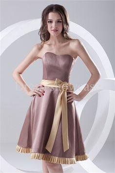 Amazing Spring Soft Sweetheart Apple Sleeveless Bridesmaid Dresses #bridesmaiddress #dress #clothing #fashion #bridesmaid #beauty #partydress