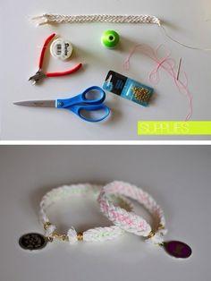 Braid your dog a collar.   26 DIYs Your Pet Will Totally Appreciate