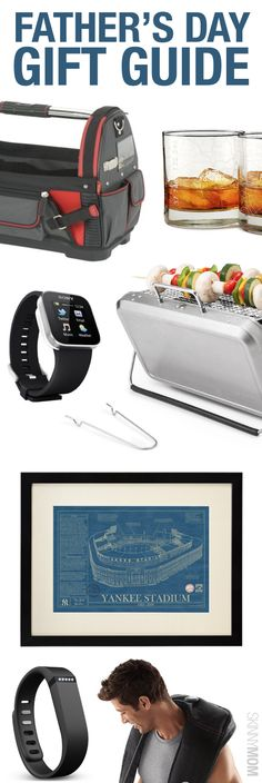 Father's day is coming around  the corner, so here are some Skinny Mom approved gifts for dad!