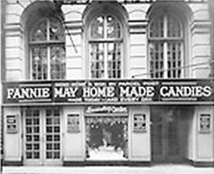 About Fannie May - Best candy ever (except for Frango Mints) Chicago Area, Chicago Illinois, Chicago Style, Nostalgic Images, Visit Chicago, The 'burbs, My Kind Of Town, Back In The Day, At Least