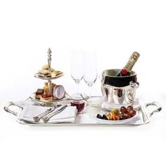 IN ROOM AMENITIES: Mini Afternoon Champagne Tea