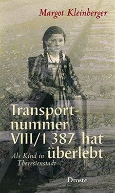 Transportnummer VIII/1 387 hat überlebt: Als Kind in Ther... https://www.amazon.de/dp/3770013344/ref=cm_sw_r_pi_dp_x_jUAQxbRVK268M