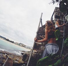 tropical tree houses // beaches // best friends // explore