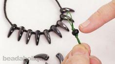 How to Start Macrame Bracelets Using Three Cords