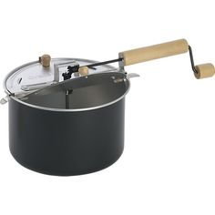 Theater Popcorn Popper in Specialty Cookware | Crate and Barrel