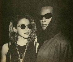 Madonna + Grace = Double Vision