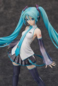 1:25 scale model of Hatsune Miku - Good Smile Company