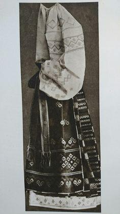 Народний костюм. ХХ ст. EthnoKAVA