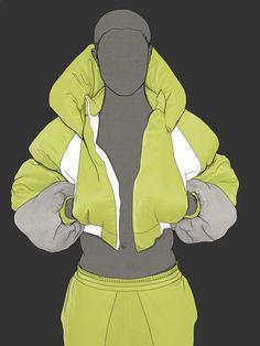 London Fashion Week A/W 2011 Illustrated Menswear Day Round-Up