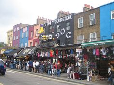 Candem Town- London
