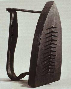 "Man Ray ""Presente"", 1921. Dadaísmo"