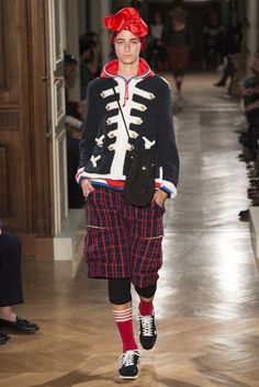 Undercover Spring/Summer 2017 Ready-To-Wear Collection | British Vogue