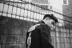 Do kyungsoo - High cut magazine