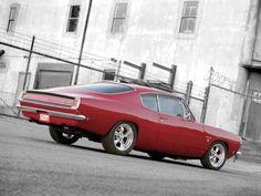 Plymouth 1968 Barracuda Formula S ***CUDDA!!!***