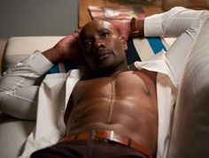 Morris Chestnut On 'Rosewood'/ So incredibly HOT!