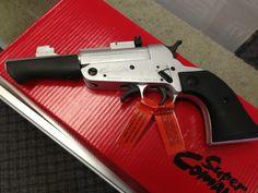 Super Comanche pistol .45LC/410 GA