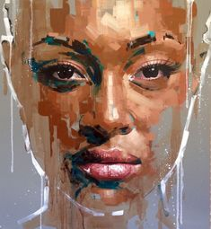 Jimmy Law, 1970 | Abstract portrait painter | Tutt'Art@ | Pittura * Scultura * Poesia * Musica |