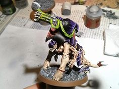 A blog dedicated to painting and converting Warhammer 40K models, primarily for Tau, Space Marines, and Grey Knights