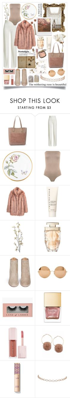 """rose gold"" by veronikachristensen ❤ liked on Polyvore featuring Sole Society, Brandon Maxwell, Anna Weatherley, WearAll, Impossible Project, Chantecaille, Pier 1 Imports, Cartier, Aquazzura and Victoria Beckham"