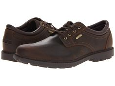 Rockport Rugged Bucks Waterproof Plaintoe Tan - Zappos.com Free Shipping  BOTH Ways