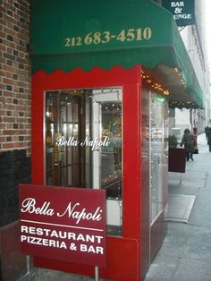 Bella Napoli 150 W 49th St New York, NY 10019