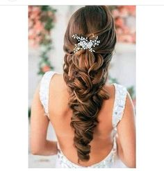 Ritz <3 <3 <3 for any special occasion and any hair color