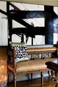 ► ► ► Rooms Need Lots of Art . http://www.pinterest.com/karyna/rooms-need-lots-of-art/