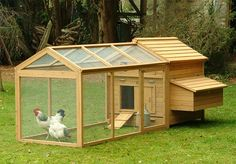 can never have enough chicken coop designs