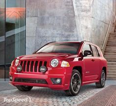 2007 Jeep Compass With Mopar Rallye Package   car review @ Top Speed