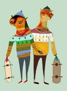 Afbeeldingsresultaat voor scottish humor illustrations