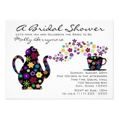 See MoreTea Party Magic Bouquet Bridal Shower Custom Invitationslowest price for you. In addition you can compare price with another store and read helpful reviews. Buy
