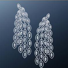 ff8c8ead5fcb03 Chopard haute joaillerie   montre à secret en diamants sous un hérisson.    gemstones jewels   Pinterest   Chopard, Jewel and Diamond