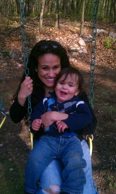 Lindsey, and her son Keegan