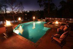 Custom Pool 2 from Sabine Pools, Spas & Furniture