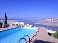4 bedroom villa with pool and seaview in Óbidos, Silver Coast,   Portugal - One of a kind opportunity with excellent location,front ocean view with direct access to the beach. - http://www.portugalbestproperties.com/component/option,com_iproperty/Itemid,8/id,996/view,property/#
