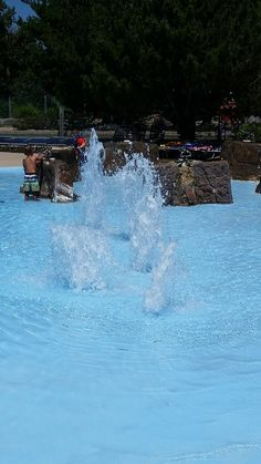 There's attractions for everyone, even the young kids! They can play safely in their own little area by the Big Kahuna wavepool.