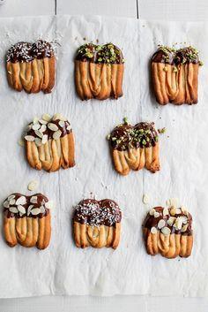 Sablés viennois {vegan} - aime & mange