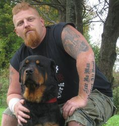 Bark Radio » Blog Archive » Rescue Ink's Eric Bellows and Joe Thunder