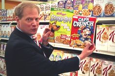 Researchers from Cornell University's Food and Brand Lab and Yale University's Rudd Center for Food Policy and Obesity studied dozens of breakfast cereals to figure out what influences kids to want to eat them. They discovered that brands market sugar-filled cereals to children in a way that's both clever and creepy. #kidsactivities   #sugar