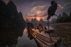 Yangshoo, China by enrico barletta