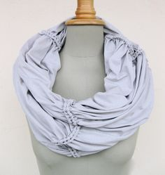 another t-shirt scarf idea