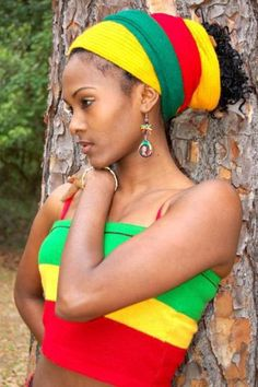 Rasta Colors