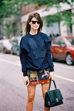 New York Fashion Week SS 2014....Hanneli - Vanessa Jackman